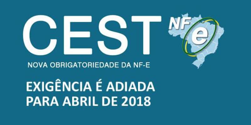 Vem aí um novo campo na NFE, o CEST, entenda!