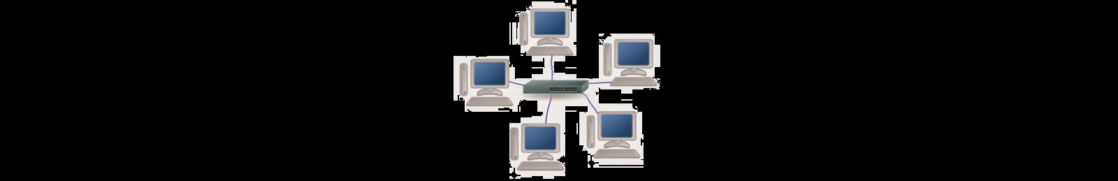 Como configurar o sistema em Rede.