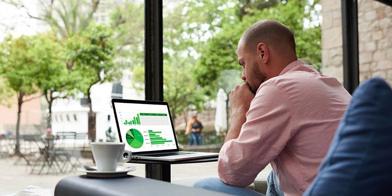 Controle financeiro de restaurante - finanças e fluxo de caixa